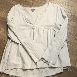 Peasant top from Aries
